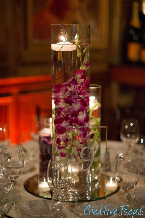centerpieces floating candles floating candle centerpiece julienne s wedding