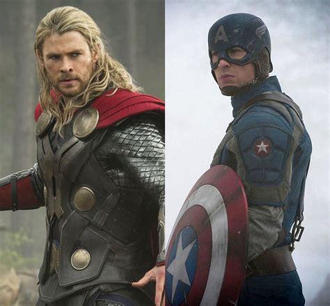 film thor captain america thor and captain america sequels set for comic con