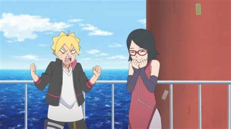 boruto cast boruto 25 anime evo