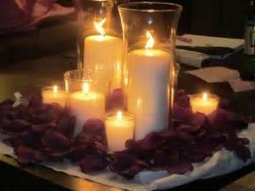 Ideas on inexpensive wedding centerpieces with candles wedwebtalks