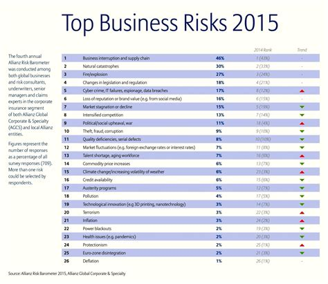 Business Risk Analysis Template exle risk assessment for small business template