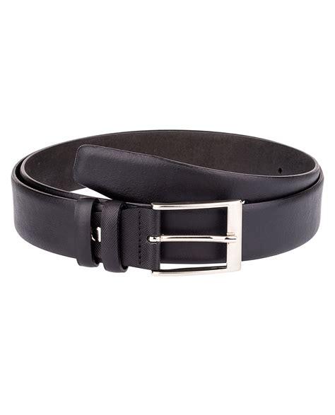 buy smooth saffiano leather belt leatherbeltsonline