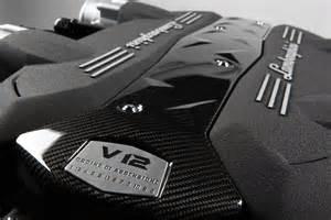 Lamborghini Motors Lamborghini Reveals New 700 Horsepower V12 Engine To Power