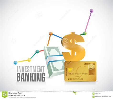 investment bankers definition investment banking financial graphics stock illustration