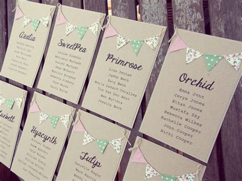 Table Names Wedding 101 Great Ideas For Your Wedding Table Names