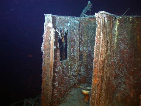 The Ships Closet by Wwii Shipwreck Photos 48 Tons Of Silver Recovered 3