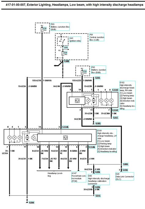 ford ka wiring diagram efcaviation