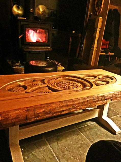 cnc woodworking services carved cnc table ontario cnc woodworking services
