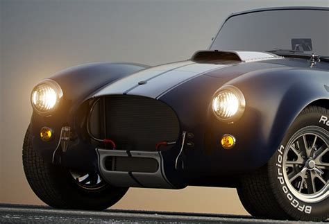 Porsche Design F 1667 shelby cobra 1967 on behance