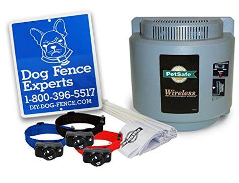 petsafe wireless pet containment system pif   dog