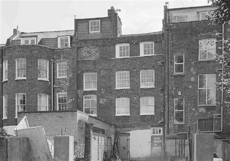 Old Floor Plans by Penton Street And Chapel Market Area British History Online