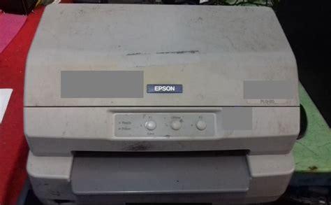 Printer Epson Jarum cara ganti jarum printer passbook epson plq 20 kang