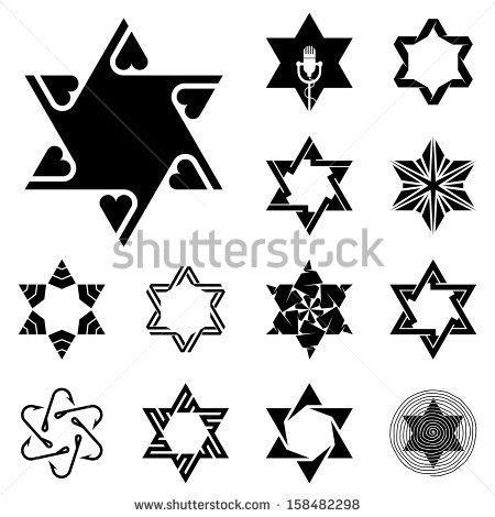 star of david tattoo designs best 25 ideas on of david