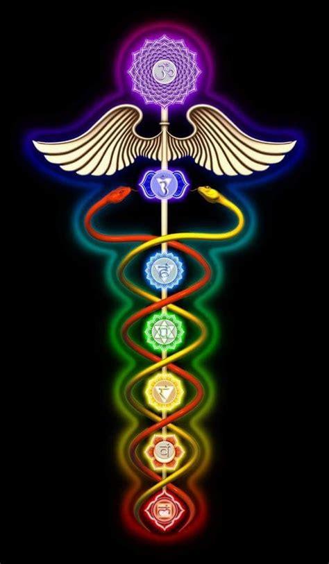 people  tattoos serpent  light chakra