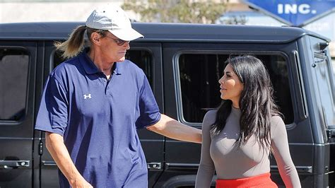 bruce jenner makes style statement with nail polish long hair bruce jenner makes style statement with nail polish long