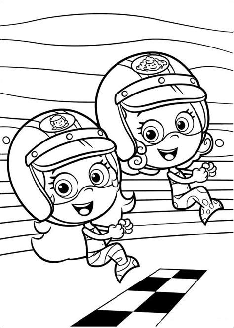 bubble guppies coloring pages games bubble guppies coloring pages best coloring pages for kids