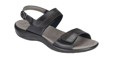 comfort sandals with arch support sas women s nudu walking comfort sandal arch support