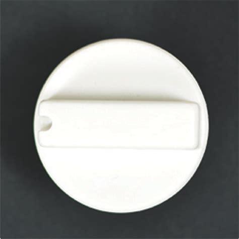 Baseboard Heater Knob by White Knob 63818001