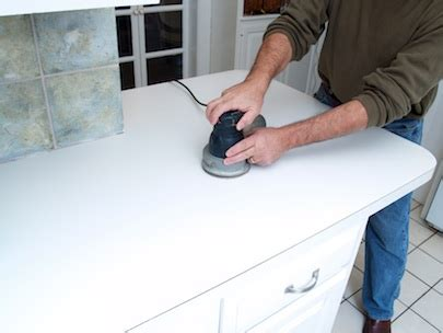 How To Resurface Formica Countertops by How To Resurface Laminate Countertops Bob Vila