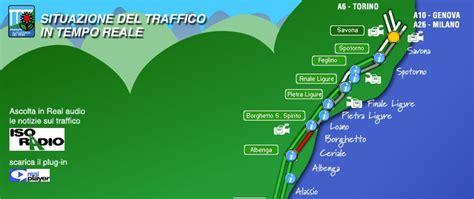 code autostrada dei fiori traffico rientro con 25 km di code sull autostrada dei