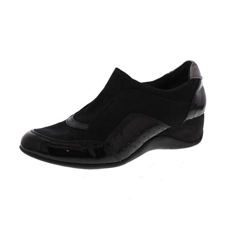dkny shoes dkny pacific black wedges casual shoes shoes 9 bhfo ebay