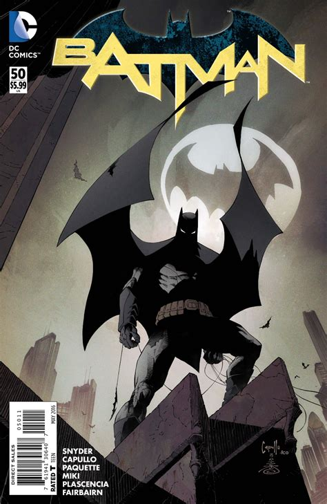 batman s snyder and greg capullo on the new batsuit