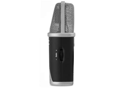 Garageband Only Recording One Side Mic Usb Microphone For Mac Apogee Electronics