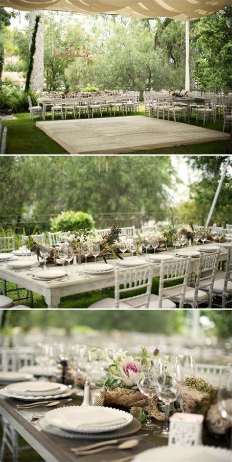 elegant backyard wedding reception best 25 tent reception ideas on pinterest backyard tent