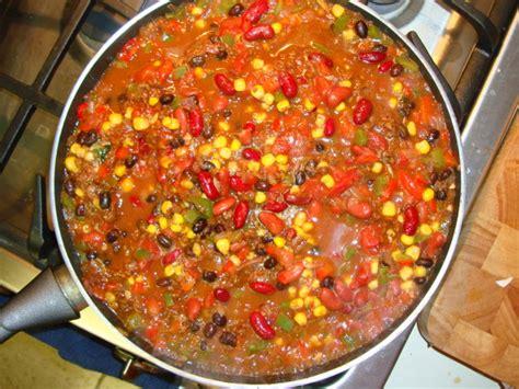 vegetarian chili recipe mexican food com
