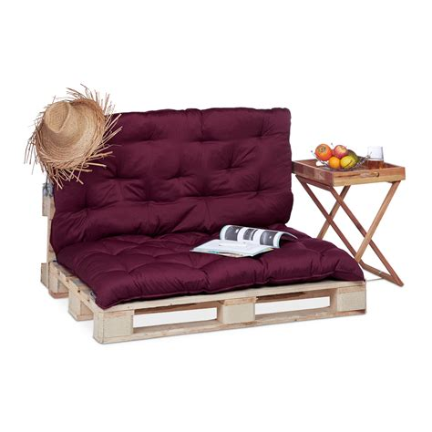 cuscini per mobili da giardino cuscino per pallet mobili da giardino soffice