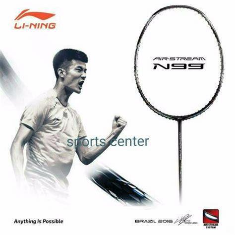 Raket Lining N99 jual beli special price raket badminton lining airstream