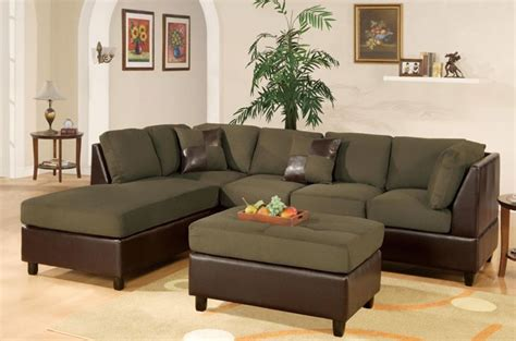 sage green sectional sage green microfiber sectional sofa f7620 lowest price