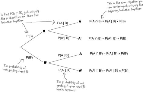tree diagram statistics tree diagram and conditional probability choice image