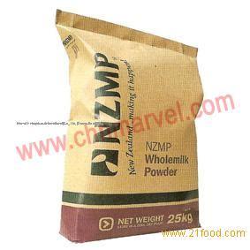 new zealand [nzmp] wholemilk powder products,china new