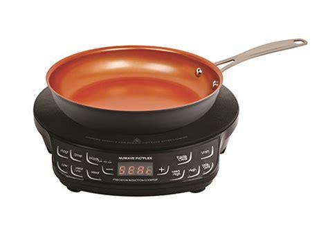 How Does Nuwave Cooktop Work - nuwave portable induction cooktop sharper image
