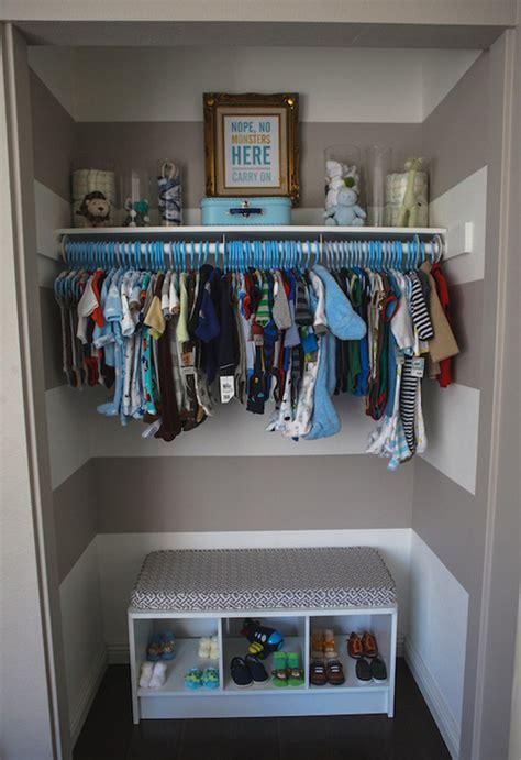 ideas de closet  ninos como organizar la casa