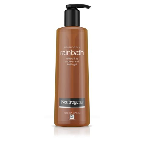 Spa Shower Gel Original neutrogena rainbath refreshing shower and bath gel wash original 16 fl oz