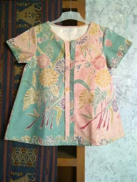 Design Batik Blouse | 423 best simple dress for batik images on pinterest