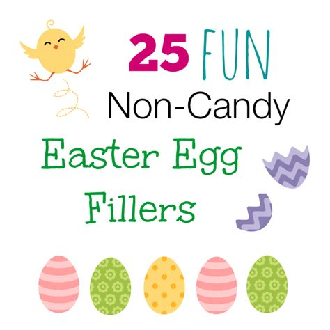 easter egg filler 25 non easter egg fillers the house