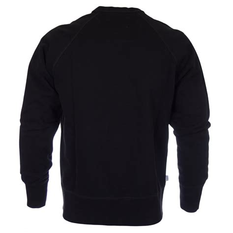 Sweatshirt Black franklin marshall basketball black sweatshirt franklin marshall from n22 menswear uk