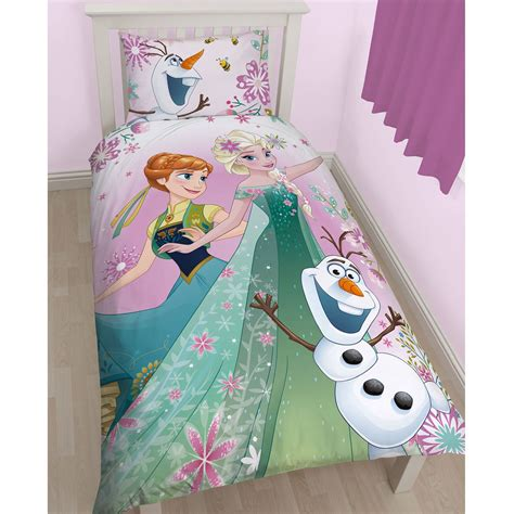 Bedcover Set Single No3 Motif Frozen Wholesale Bulk Disney Frozen Fever Duvet Sets Wholesaler