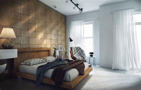 parete per da letto 30 idee per rivestivementi da parete per la da