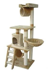 unique cat furniture unique 62 quot cat tree condo scratching post kitty home kitten mansions boston ebay