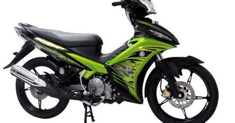 Daftar Lu Led Motor Jupiter Mx daftar harga motor angsuran kredit murah sepeda motor bekas seken yamaha rekondisi di padang