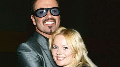 george michael 2014 music makeup and fashion pinterest geri halliwell releases george michael tribute music