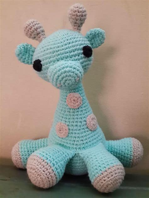 imagenes de jirafas tejidas a crochet como hacer hermosos amigurumis en crochet para decorar tu