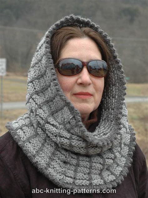 how to knit a snood scarf free pattern snood knitting patterns and knitting on