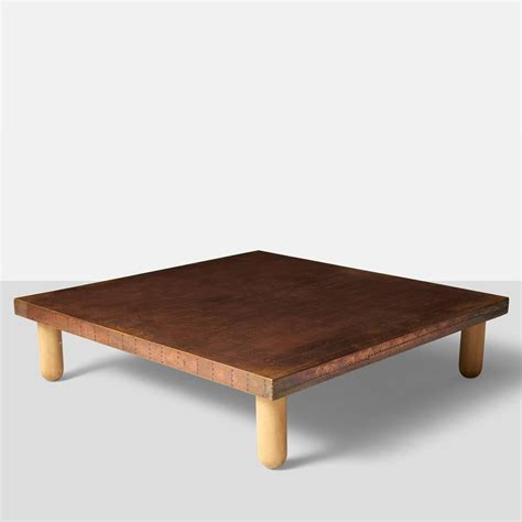 copper coffee table copper coffee table by lorenzo burchiellaro for sale at