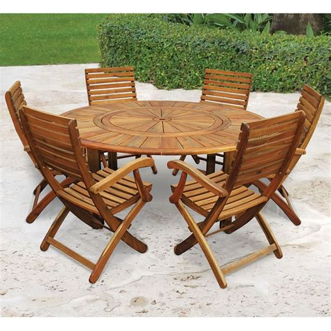 Patio Table With Lazy Susan 80 Best Images About Outdoor Living On
