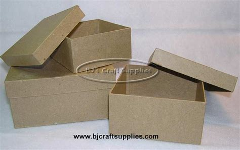 How To Make Paper Mache Boxes With Lids - how to decorate paper mache boxes with lids
